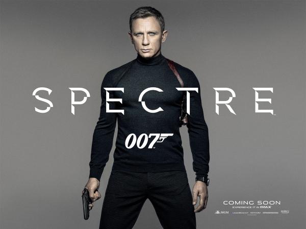 Segundo o que se comenta, este foi o último filme de Daniel Craig como 007
