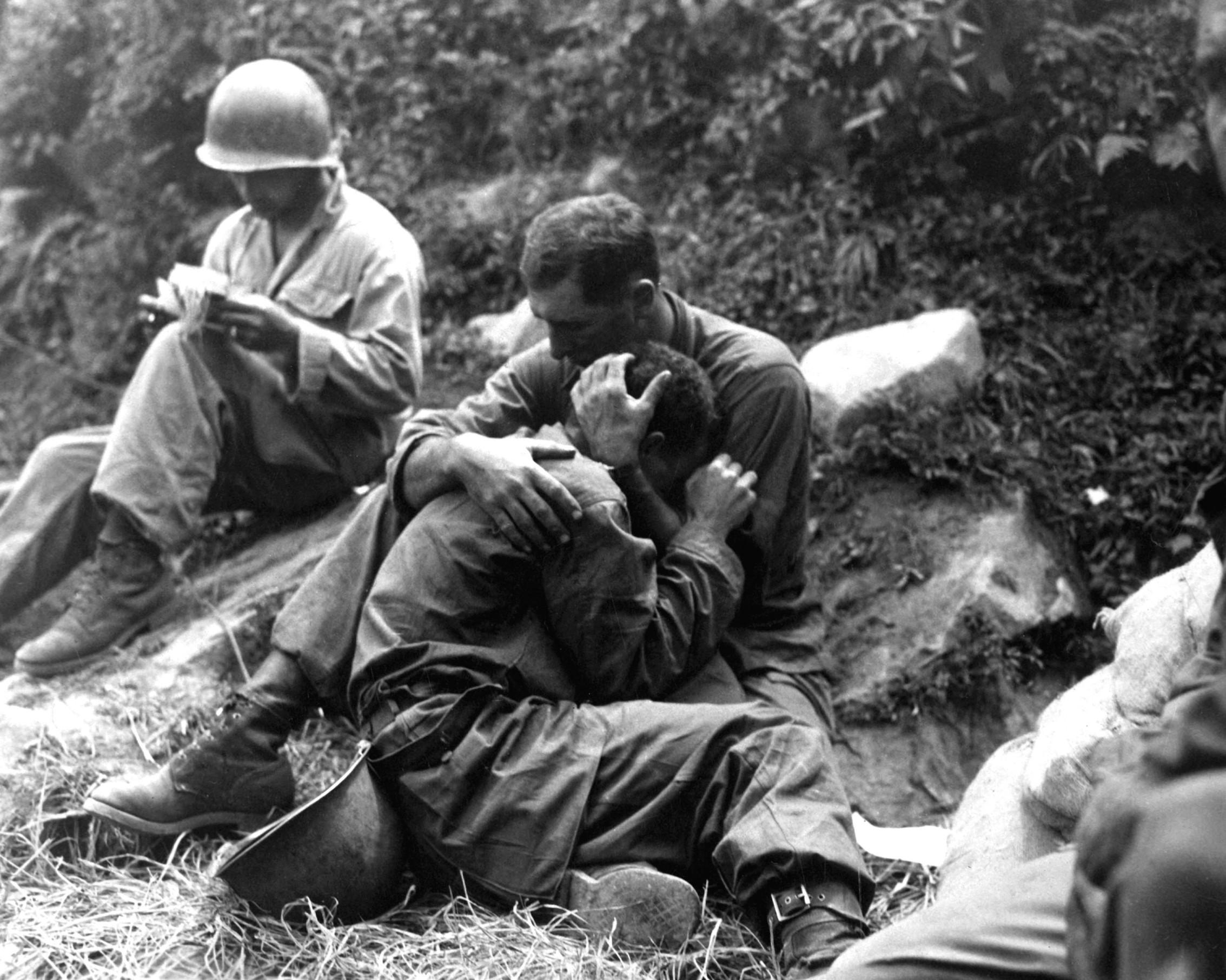 A Guerra da Coreia (1950-1953) foi o primeiro conflito moderno a colocar em lados opostos os americanos e os chineses e soviéticos.