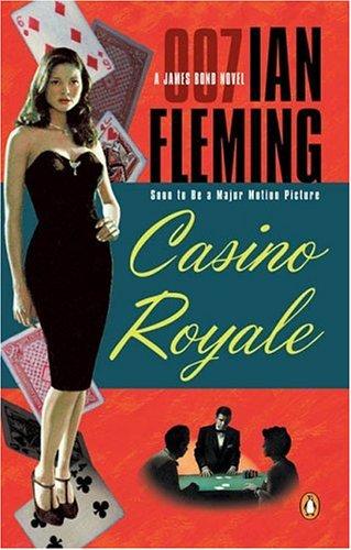 Capa do primeiro livro de James Bond.