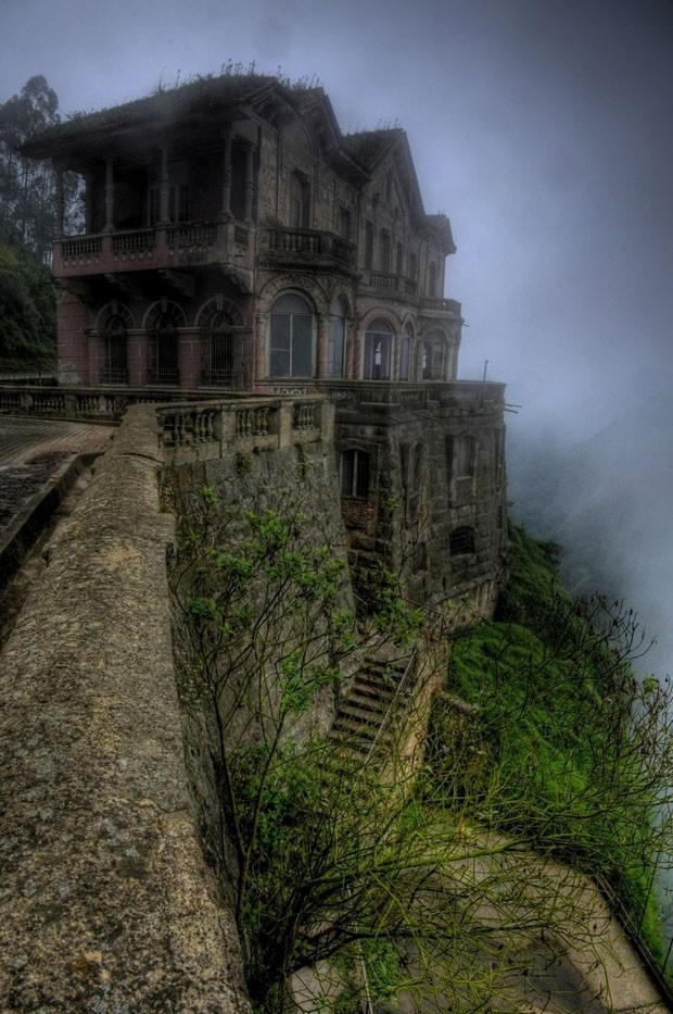 Hotel Salto del Tequendama, em Columbia, nos EUA