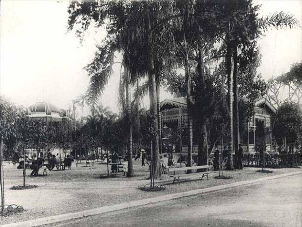 Parque da Luz, 1907