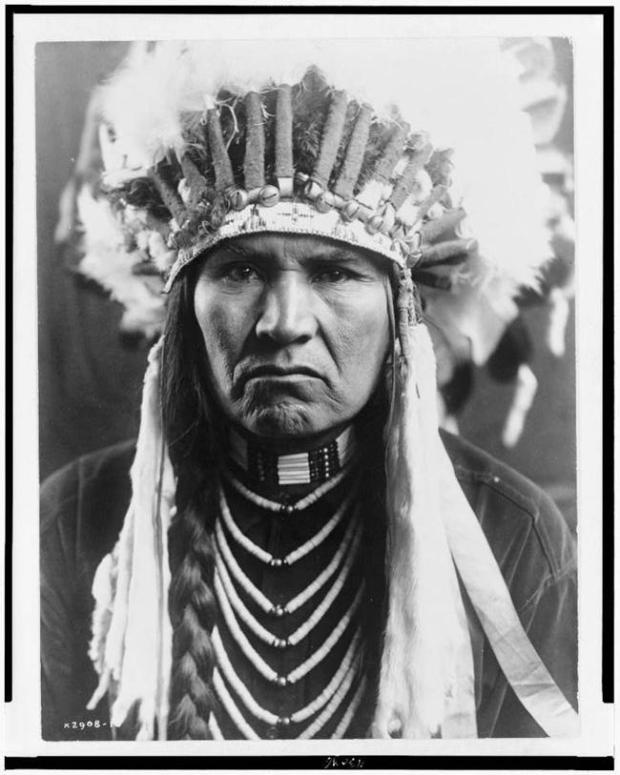 Grande chefe cherokee (1900)