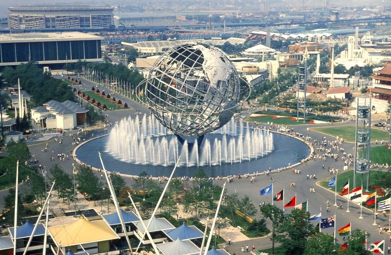 New_York_World's_Fair_August_1964