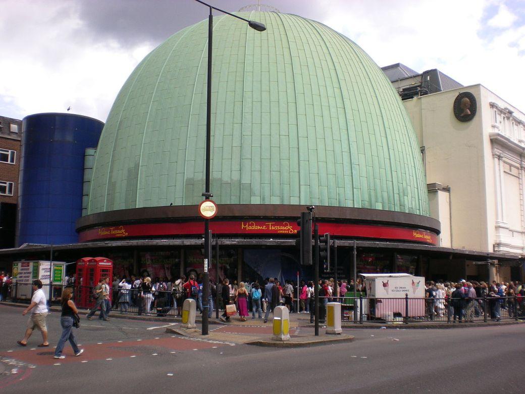 Resultado de imagem para Museu Madame Tussauds de Londres