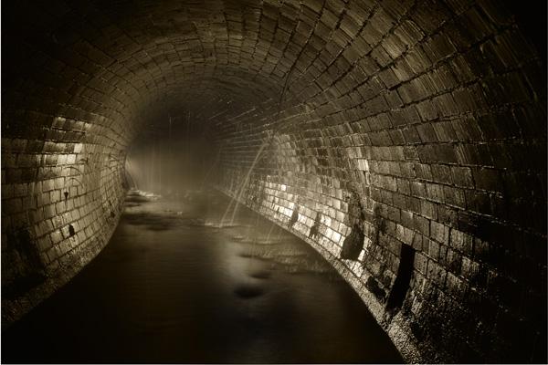 Rede de Túneis Sewer