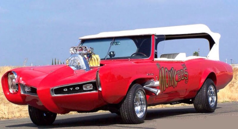 O carro dos Monkees