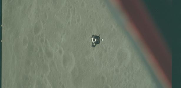 Imagem feita pela Apollo 10.