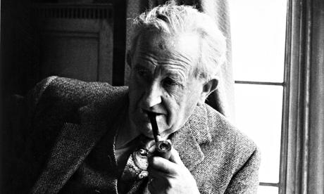 JRR Tolkien em 1968.