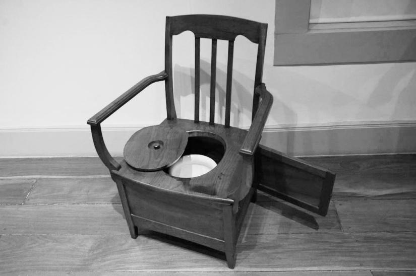 Cadeira - sanitário