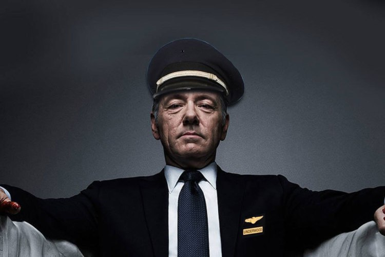 Nem presidente, nem rei: quem manda e desmanda no avião é o comandante (Montagem – Airway)