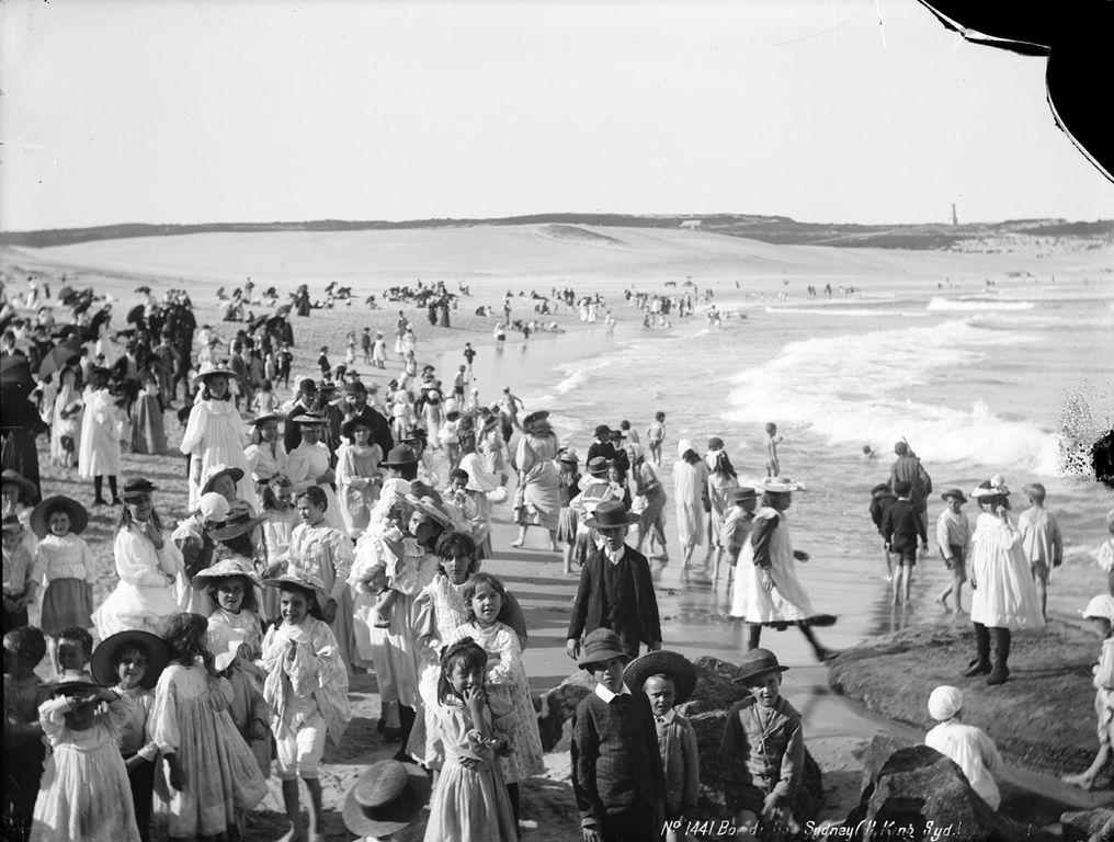 Bondi_Beach,_1900