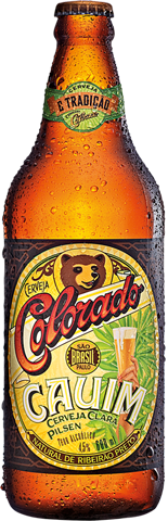 Um cerveja pilsen com adição de mandioca. Essa é a melhor definição para esta sensacional Premium American Lager feita de puro malte holandês, lúpulos da República Tcheca, água do aquífero Guarany e o toque brasileiro da mandioca - See more at: http://www.thebeerplanet.com.br/cerveja-brasileira-light-lager-colorado-cauim-600ml/p#sthash.2e82t3od.dpuf