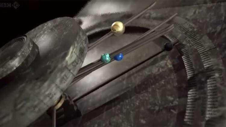 Cícero descreveu um planetário semelhante ao da máquina de Anticítera