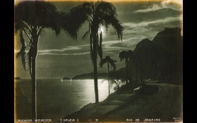 Avenida Niemeyer, Gávea