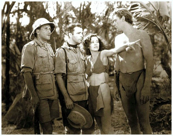 Jane e Tarzan