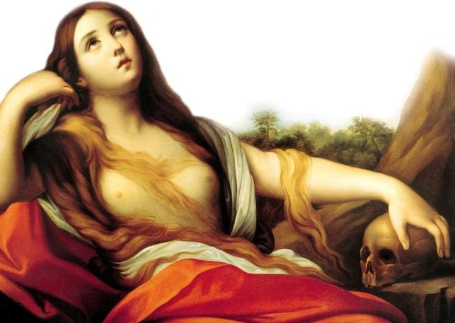 Maria Madalena, a mulher que amou Jesus.