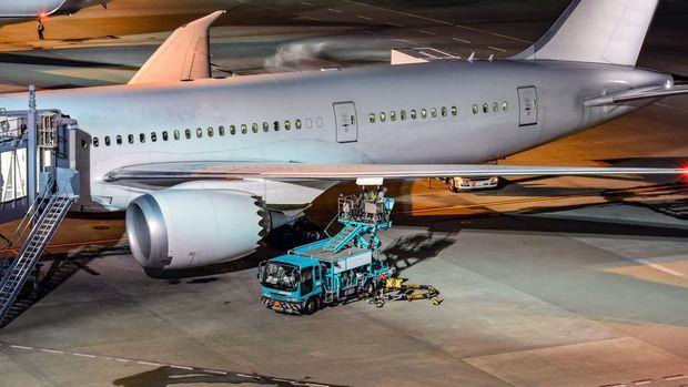 A justiça da Índia prevê inspeções nas aeronaves após pouso para verificar os tanques de dejetos