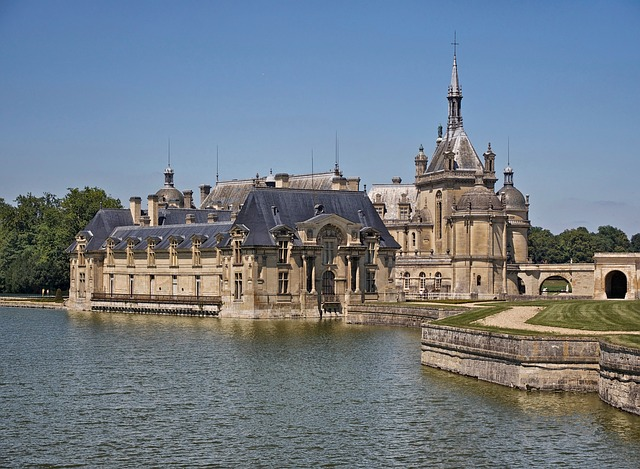castelo de chantilly